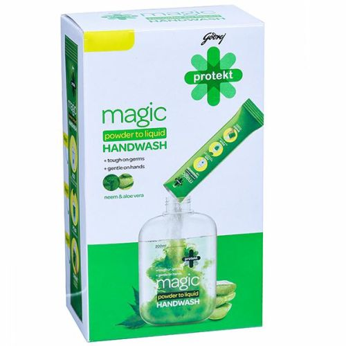 Magic powder to liquid Handwash 9g