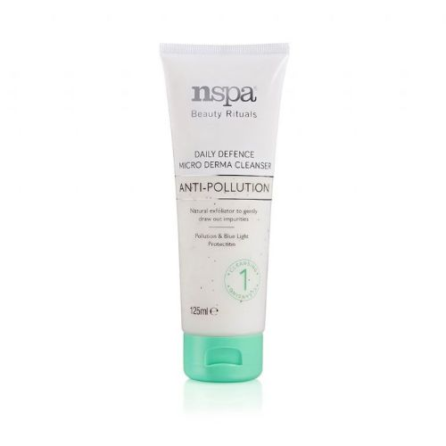 Nspa Anti-Pollution Daily Defence Micro Derma Cleanser 125ml