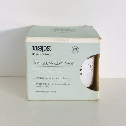 Nspa Beauty Rituals Skin Glow Clay Mask 50ml