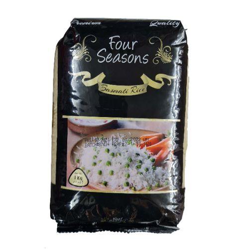 Four Seasons Basmati Rice 1 kg