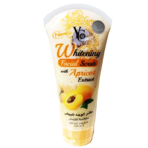 YC Whitening Facial Scrub With Apricot Extract 100g