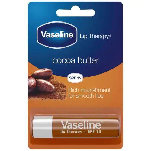 Vaseline Lip Therapy Cocoa Lipstick 4g