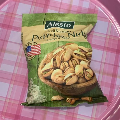 Alesto Californian Dry Roasted & Salted Pistachios 150g