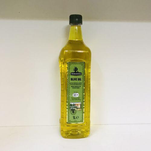 Primadonna Extra Virgin Olive Oil 1 Ltr