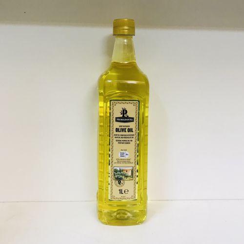 Primadonna Extra Virgin Olive Oil Light on Colour 1 Ltr