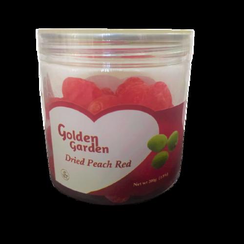 Golden Garden Dried Red Peach-200gm