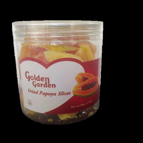 Golden Garden Dried Papaya Slices-200gm