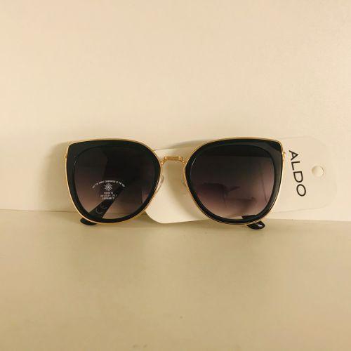 Aldo Black & Gold Sunglasses