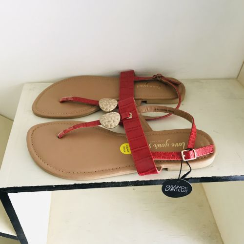 New Look Love Your Sole Festival Sandals