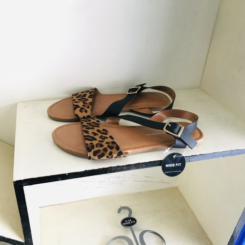 Dorothy Perkins Tiger Print Festival Sandals