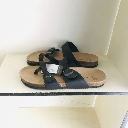 Primark Wide Fit Extra Comfort Black Shoes