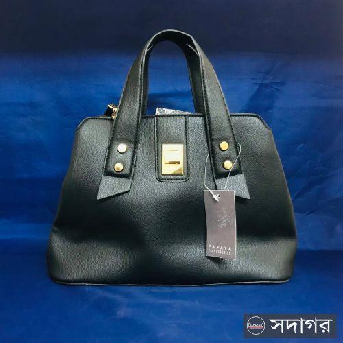 Matalan papaya black Crossbody Hand Bag with Shoulder Strap