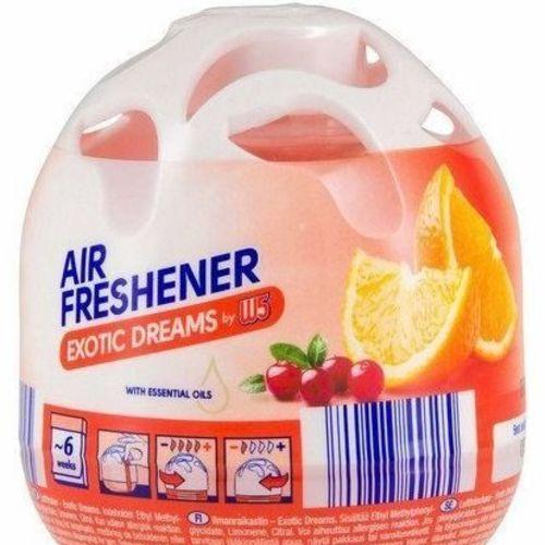 Liquid air freshener W5 (exotic dreams) 150 ml