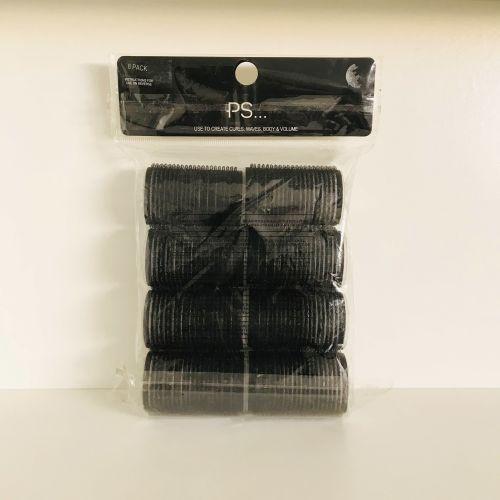 Primark Pretty Bendy Black Hair Roller 8 Pack