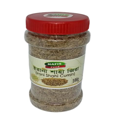 Nafis Food Irani Shahi Cumin (ইরানি শাহী জিরা) 100gm / 200 gm