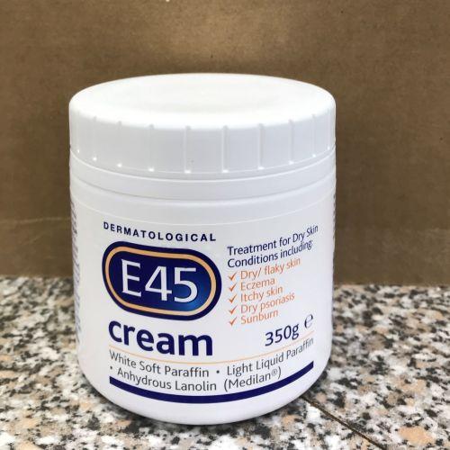 E45 Dermatological Cream for Dry Skin 125g / 350g