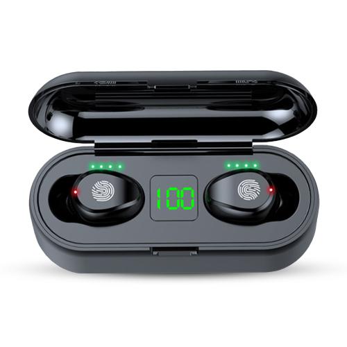 F9 true wireless bluetooth headset