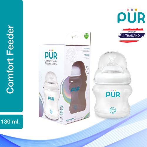 Pur Comfort Feeder Wide Neck Bottle 5 oz./130 ml. (1301)