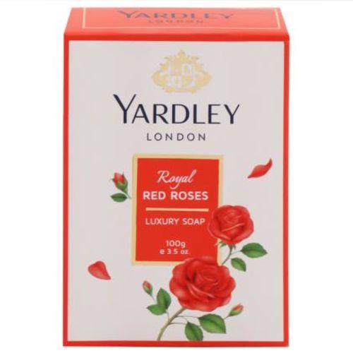 Yardley London Royal Red Roses Luxury Soap