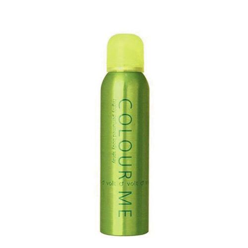 Colour Me Volt Highly Perfumed Body Spray / Scent 150ml