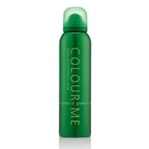 Colour Me Green Highly Perfumed Body Spray / Scent 150ml
