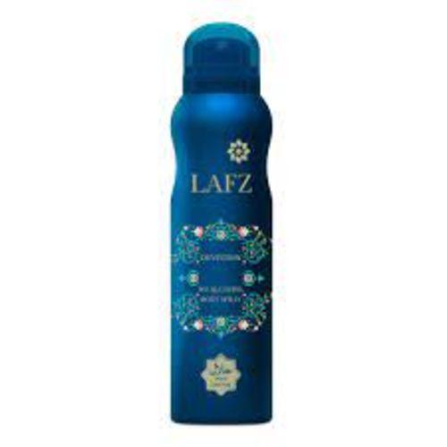 Lafz Devotion No Alcohol Body Spray / Scent (Halal Certified)