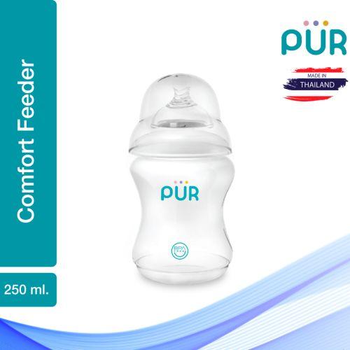 Pur Comfort Feeder Wide Neck Bottle 8 oz./250 ml. (1302)