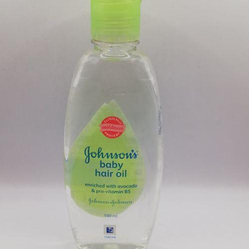 Johnson's baby hair oil 100ml / 200ml