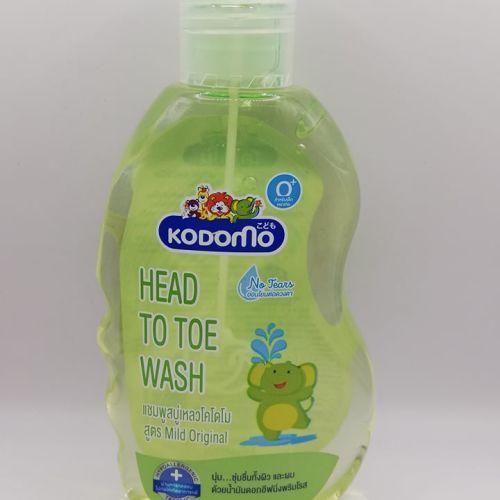 Kodomo Head To Toe Wash 100ml / 200ml