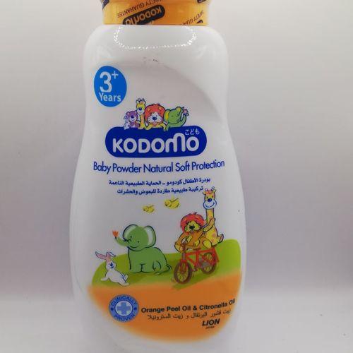 Kodomo Baby Powder Natural Soft Protection 200g