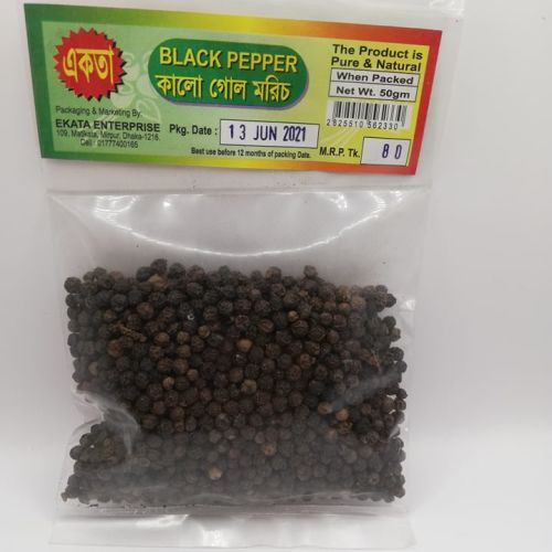 Ekata Black  Pepper 50g