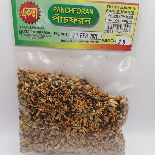 Ekata Panchforon 50g / 100g