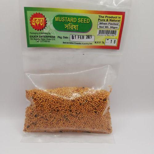 Ekata Mustard Seed 50g