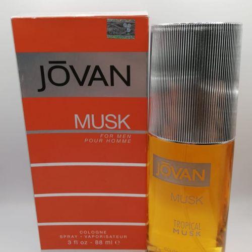 Jovan Musk For Men Pour Homme Cologne Perfume