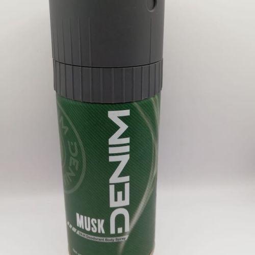 Musk Denim Perfume For Man