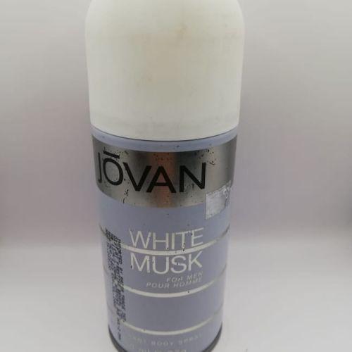 Jovan White Musk For Men Perfume