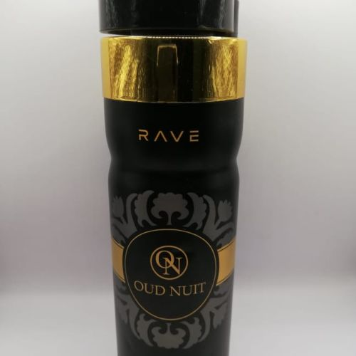 Rave Oud Nuit Perfume For Man