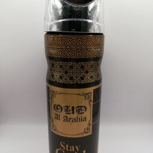 DUD All Arabia Stay Cool Perfume For Man