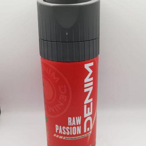 Raw Passion Denim Perfume For Man