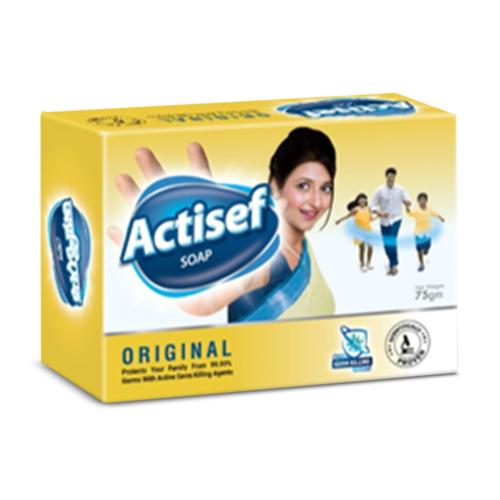 Actisef Soap 75g