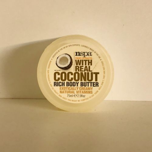 nspa Fruit Extracts With Coconut Rich Body Butter