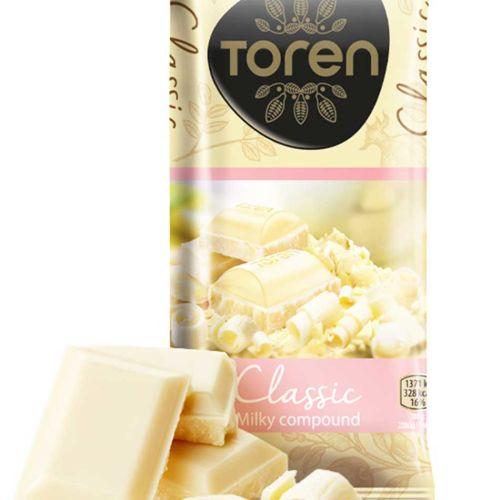 Toren Classic Milky Compound Chocolate