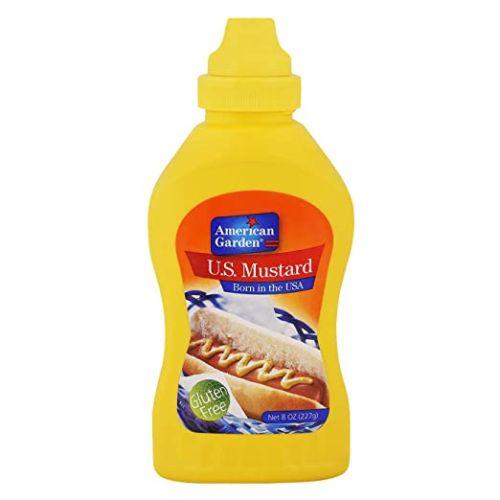 American Garden U.S. Mustard Sauce 227g