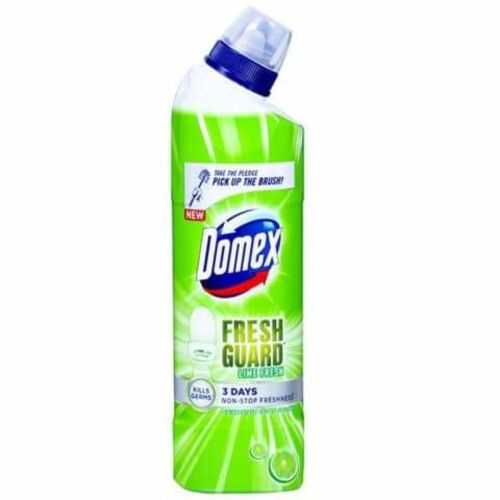 Domex Fresh Guard Lime Fresh Disnfectant Toilet Cleaner 750ml