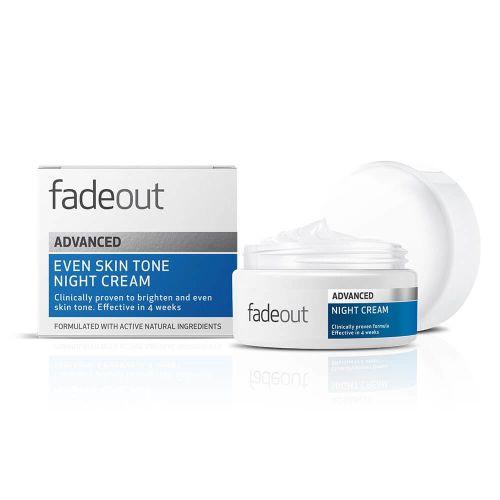 Fadeout Advanced Even Skin Tone Night Cream 50ml