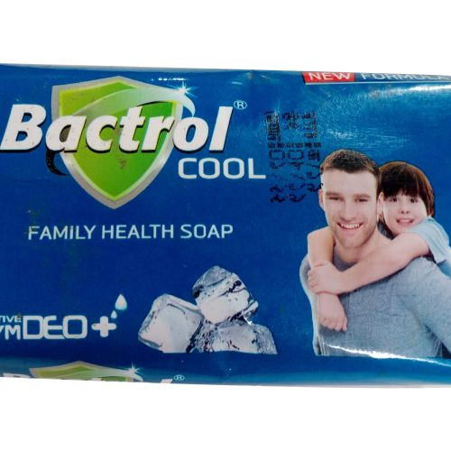 Bactrol Cool Family Health Soap 100g