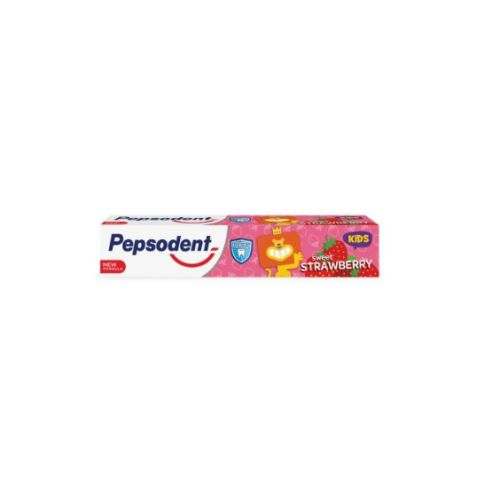 Pepsodent Sweet STRAWBERRY ANTI CAVITY Toothpaste for Kids 45g