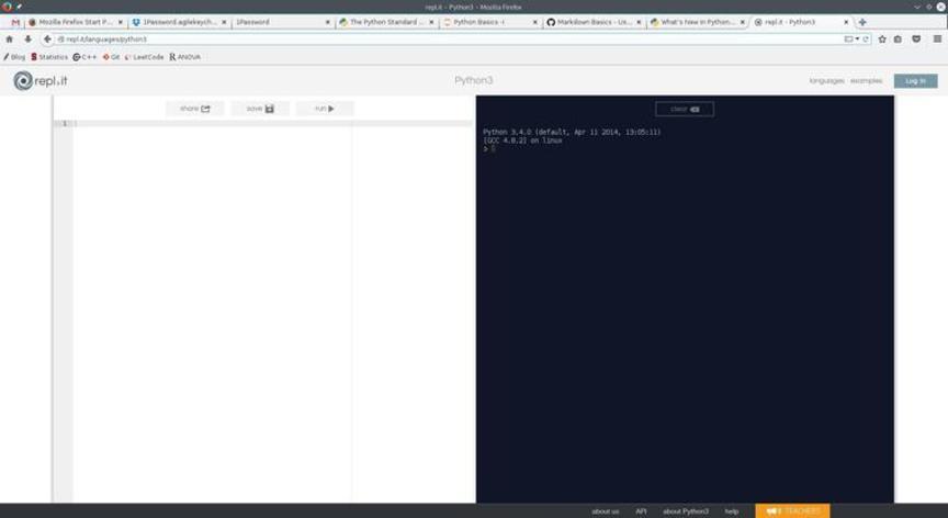 Python Online