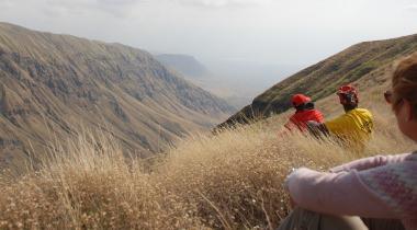 Ngorongoro Serengeti wandelsafari