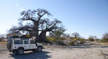 Namibië & Botswana Self Drive 24 dagen